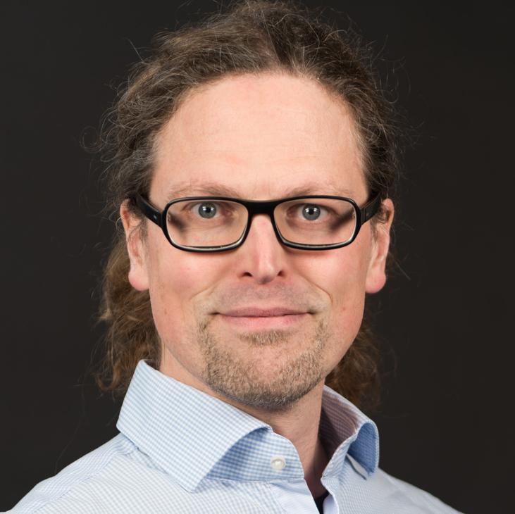 Ralf Schmidt Portrait